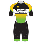Morrinsville Wheelers Speedsuit - Short Sleeved