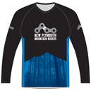 New Plymouth MTB Club Trail Jersey