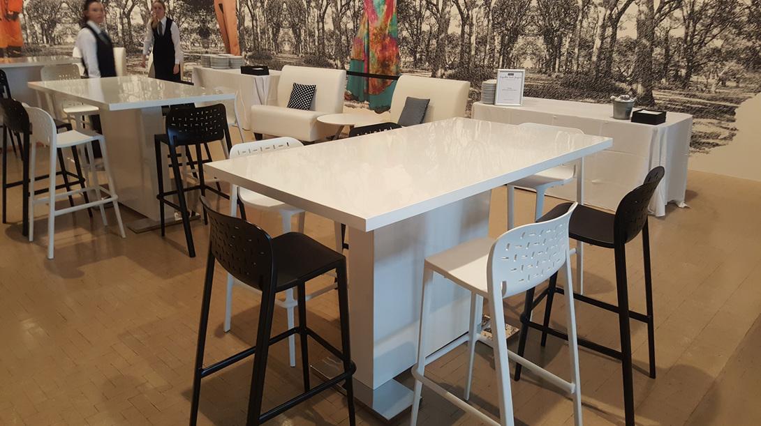 Gloss Range & Allure Chair Debut Nov 2016