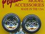 """Pegasus 1279 Shuey's 19"""" Chrome Rims with Tires"""