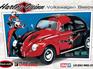 Polar Lights 1/24 Harley Quinn VW Beetle (Snap)