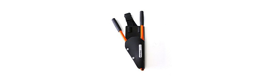Lightweight holster - fits all Pro-Pruner loppers for safe stowage