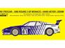 """Reji Decal - 1/24 BMW M1 Procar - 1980 """"Denim"""""""