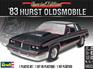 Revell 1/25 1983 Hurst Oldsmobile (New Tool)