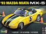 Revell 1/25 92 Mazda MX5 Miata