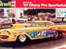 Revell 1/25 Soff Seal '57 Chevy Pro Sportsman