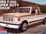 Monogram 1/24 Ford F-250 Super Duty Pickup Truck