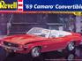 Revell 1/25 69 Camaro Convertible