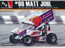 DTR 1/24 Matt Juhl Sprint Car