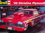 Revell 1/25 58 Christine Plymouth