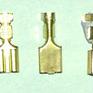 S020 1/4 inch female spade terminal