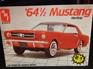 AMT 1/16 64 Mustang Hardtop