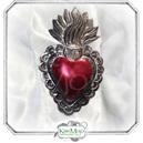 Large Milagro: Sacred Heart