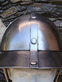 Helmet 10 - 13th to 15th Century Kettle Hat Type 1