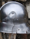 Helmet 20 - 15th Century German Sallet Helmet