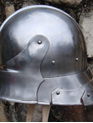 Helmet 21 - 15th Century German Sallet Helmet
