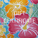Gift Certificate $165