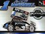 DTR 1/24 1 Sammy Swindell Sprint Car