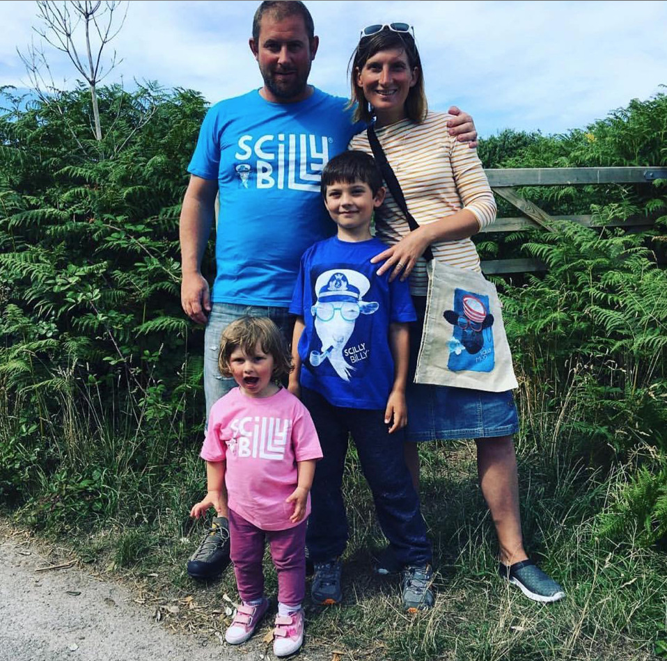 Scilly Billy Family