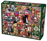 Cobble Hill 1000 Piece Jigsaw Puzzle: Catsville