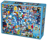 Cobble Hill 1000 Piece Jigsaw Puzzle: Air