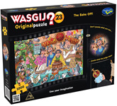 Holdson Wasjig 1000 Piece Jigsaw Puzzle: The Bake Off