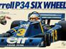 Tamiya 1/20 Tyrrell P34 Six Wheeler