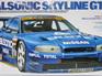 Tamiya 1/24 Calsonic Skyline GTR R34