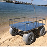 Beachwheels All-Terrain Terrier Wagon