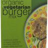 The Organic Vegetarian Burger Mix