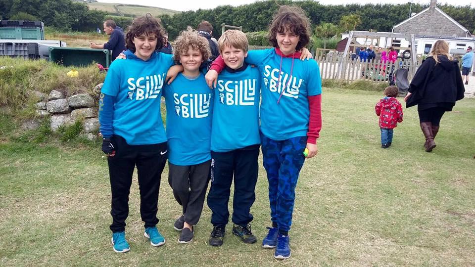 Scilly Billy Kids