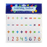 Magnetic Numbers Basic Maths 5cmH