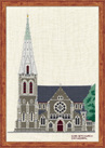 WTC51001   Christchurch Cathedral, NZ