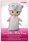 WTC65007  Ewe & Me - White Sheep