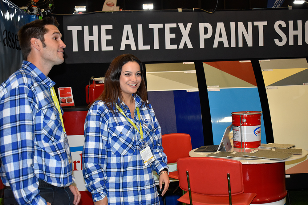 The Altex Paint Shop