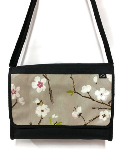 Manta satchel - nature