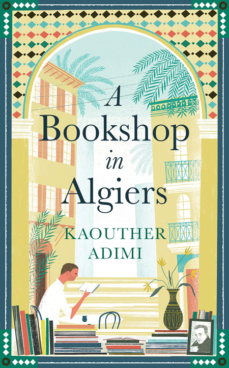 A Bookshop in Algiers (PRE-ORDER ONLY)