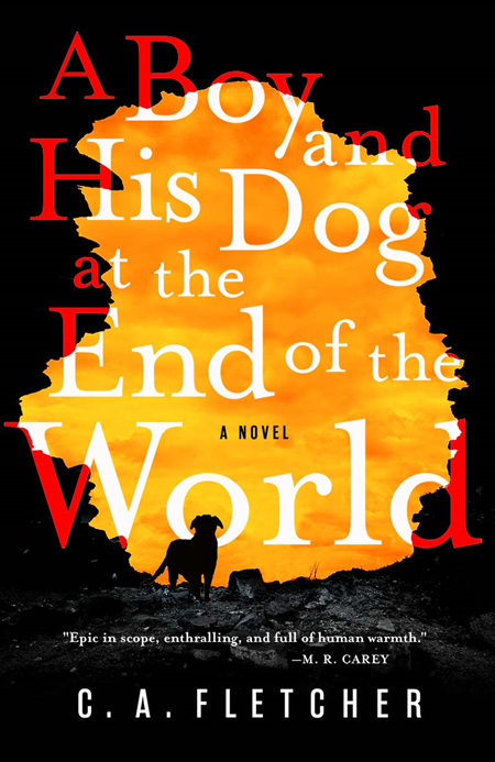 A Boy and His Dog at the End of the World (PRE-ORDER ONLY)