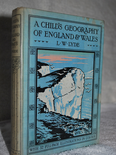 A Child's Geography Of England & Wales