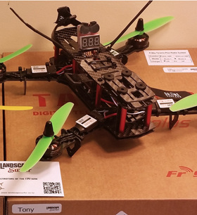 A clients build - Ready to Fly - RTF stage