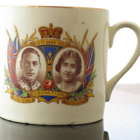 A Coronation 1953 cup