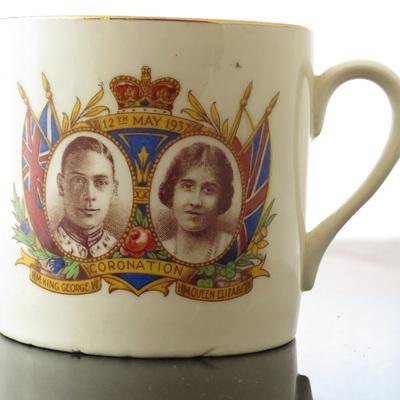 A Coronation 1953 cup