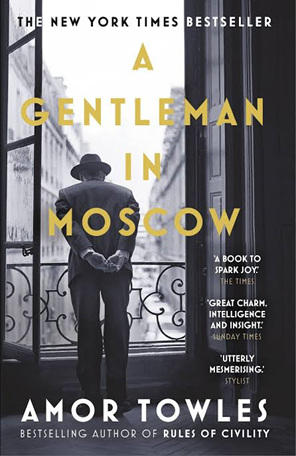 A Gentleman in Moscow (PRE-ORDER ONLY)