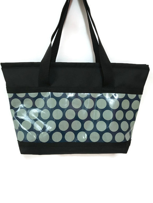 A large bag great for parents or women off to work with a laptop and folders