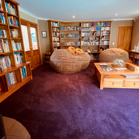 A Library Room