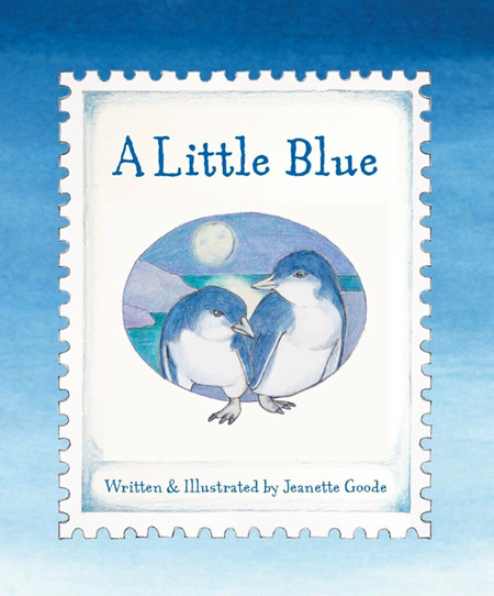 'A Little Blue' - By Jeanette Goode