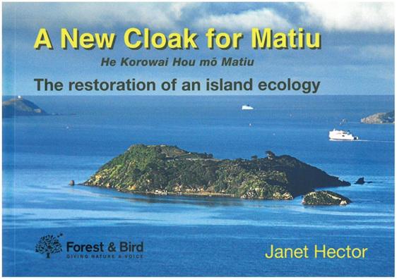 A New Cloak for Matiu - Janet Hector