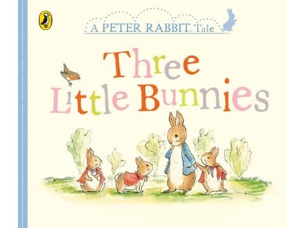 A Peter Rabbit Tale Three Little Bunnies