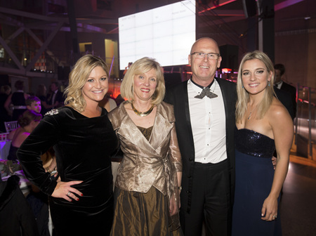 A Remarkable Evening With The CatWalk Spinal Cord Injury Research Trust