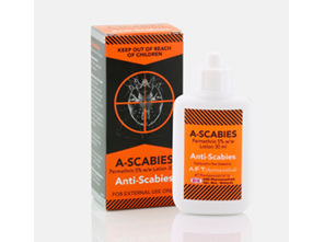 A-Scabies Lotion 30ml